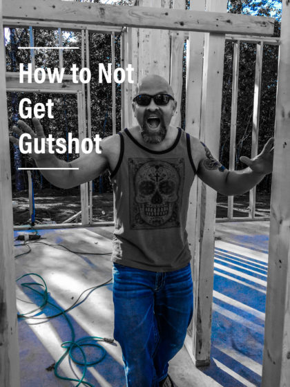 How to Not Get Gutshot (My 6 Rules for Losing Belly Fat and Staying Lean All Year Round)